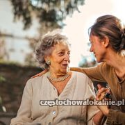 Opiekunka lub opiekun seniorki w Niemczech