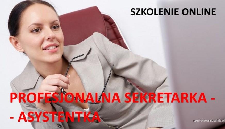 Profesjonalna sekretarka – asystentka